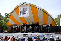 Visit the Thunder Bay Blues Festival